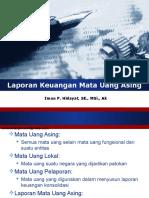 laporan keuangan dalam mata uang asing