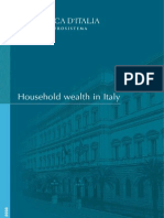 Household wealth in Italy