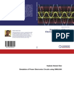 Simulation of Power Electronics Circuits using SIMULINK