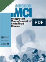IMCI Handbook