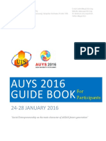 Guide Book for Participants