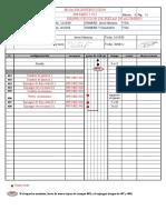 Fip Mex 5 022 Gamma Desprotección de Piezas