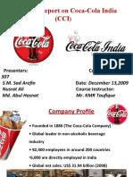 Cocacola India