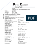 inorganic chemistry iit jee boron familiy study material