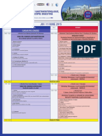 GASTRO15 Program Preliminar