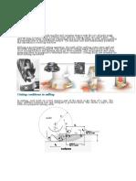 Milling tool design