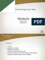 Headache Babcock