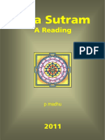 Siva Sutram a Reading