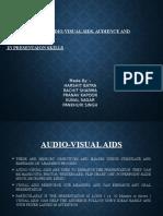 Benefits of Audio-Visual Aids