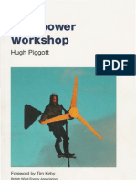 Windpower Workshop-Building Your Own Wind Turbine