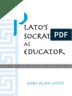 Socrates as Educator