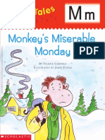 Monkey's Miserable Monday