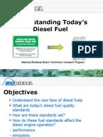 Diesel Fuel Properties