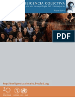 Pierre Levy - Inteligencia colectiva Por una antropología del Ciberespacio