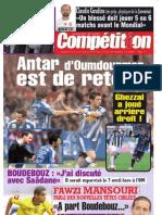 Edition du 04 avril  2010