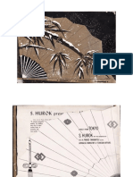 Azuma Kabuki Dancers and Musicians 1954 USA Tour Brochure
