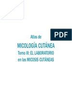 Atlas Micología Cutánea Tomo3