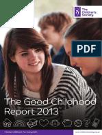 Good Childhood Report 2013 Final