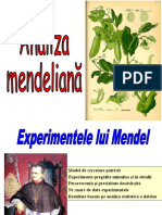 3- Analiza Mendeliana 1