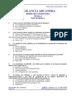 DM0601. Derecho Marítimo. Tema 6. Test Número 1 - Copia