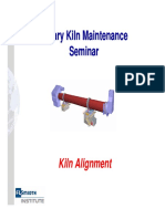 7.Kiln Alignment