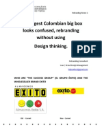 Re Branding Review 1 Exito English