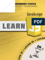JavaScript Learn JavaScript in Two Hours - The Beginners Choice for JavaScript Programming
