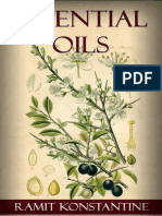 Essential Oils a Complete Guide to Healing With Natural Herbal Remedies- Alternative Therapies- And Using Essential Oils