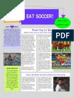 Eat Soccer Issue 1, Volume 6