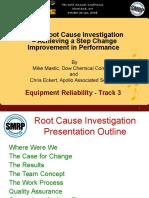 RCI Root Cause Investigation