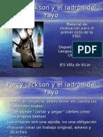 Percy Jackson y El Ladrc3b3n Del Rayo1
