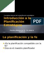 1. Introducción a La Planificación Estratégica