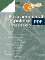 Eticasambientales y Politicas Internacionales