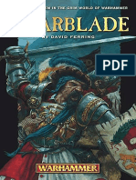David Ferring - Warblade (Konrad 3)