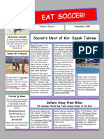 Eat Soccer Issue 4