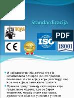 Standardizacija