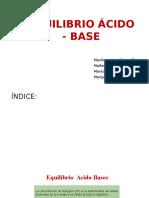 Acidos y Bases -usmp