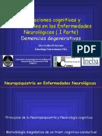 Demencias Degenerativas