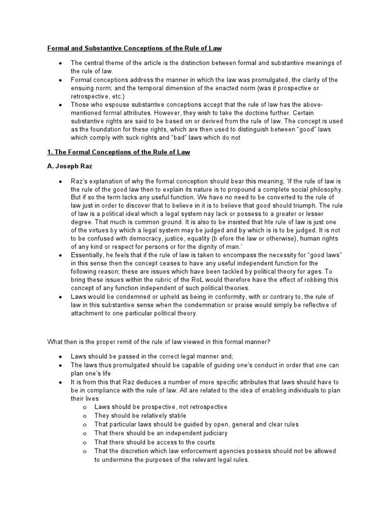 Rule of law british constitution essay topics