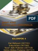 Audit Siklus Jasa Personalia Kel. 4