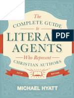 Literary Agents Who Represent Christian Authors