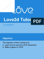Love 2 d Tutorial