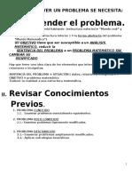 1 Polya Problem Solving