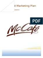 McCafe Marketing Plan
