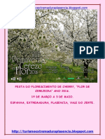 Cerezo en Flor 2016-Portugues