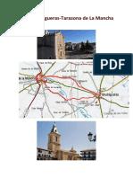 Ruta Madrigueras-Tarazona de La Mancha