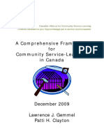 A Comprehensive Framework for CSL