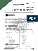 X S14 Binomio de Newton