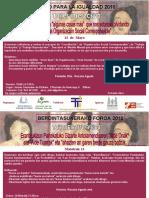 Invitación Foro para la Igualdad 2010