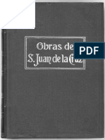 Obras de San Juan de la Cruz Tomo 4 Llamadeamor Viva,Cautelas, Avisos, Poesías